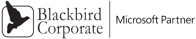 Blackbird Corporate SharePoint Training Logo