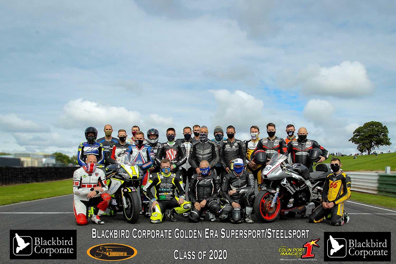 Blackbird Corporate Golden Era Supersport Steelsport